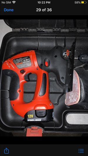 Drill and hand saw, sander for Sale in Novi, MI