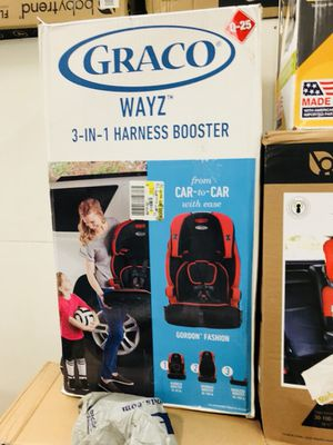 Graco wayz 3-1 car seat for Sale in Las Vegas, NV
