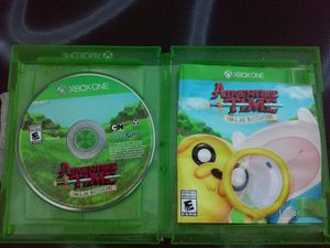 Xbox one adventure time for Sale in Las Vegas, NV