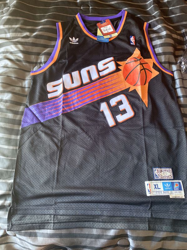 #13 Steve Nash Phoenix Suns Jersey size medium ,Large ,XL