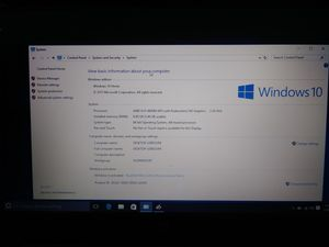 Hp m6 laptop for Sale in Henderson, NV