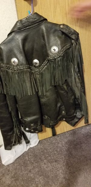 Mens Leather Jacket for Sale in Glendale, AZ