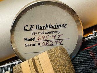Burkheimer 695-4 SEA in Titanium Sea Trout for Sale in Bellevue,  WA