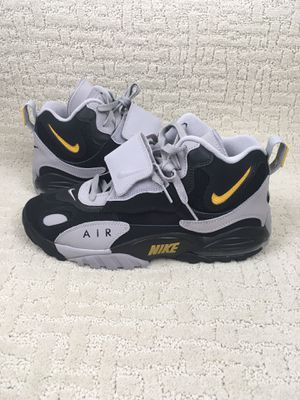 Nike Air Max Speed Turf Men's size 10 Cross Training Shoes Grey Black AV7895-001 New without box for Sale in Kissimmee, FL