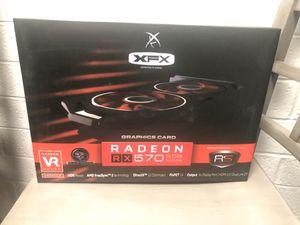 XFX Radeon RX 570 8GB ***BRAND NEW!*** for Sale in Phoenix, AZ