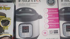 Instant pot multi cooker for Sale in Houston, TX