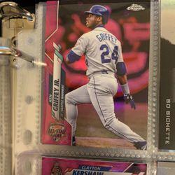 Ken Griffey Jr Baseball Card for Sale in Downey,  CA