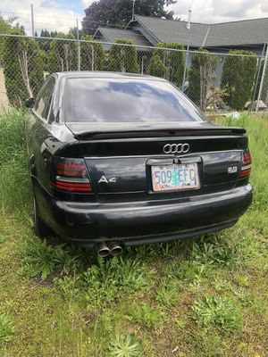 2000 Audi A4 for parts for Sale in Keizer, OR