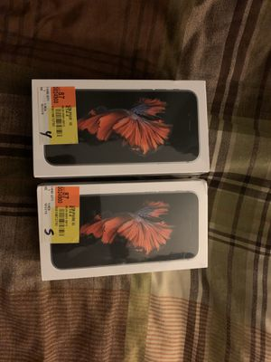 *VERSION PREPAID* iPhone 6s 32gb brand new factory sealed for Sale in Highland, CA