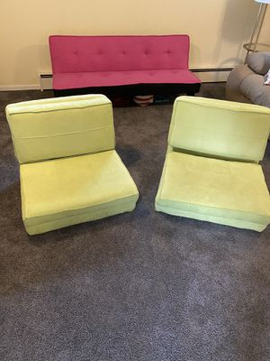 Floor Futon Chairs for Sale in Lititz, PA