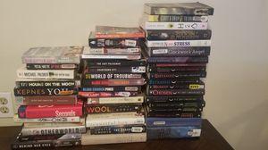 47 books!! for Sale in Rialto, CA