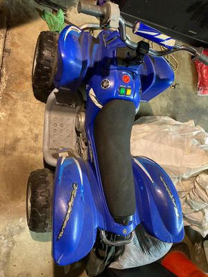 Yamaha electric motorcycle for Sale in Garden Grove, CA