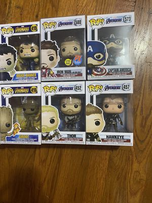 Marvel funko pops for Sale in Queens, NY