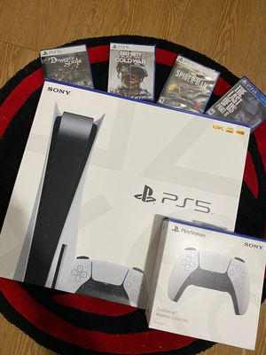 PlayStation 5 bundle for Sale in Louise, TX