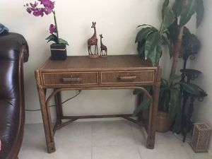 Desk/ console table for Sale in Fort Lauderdale, FL