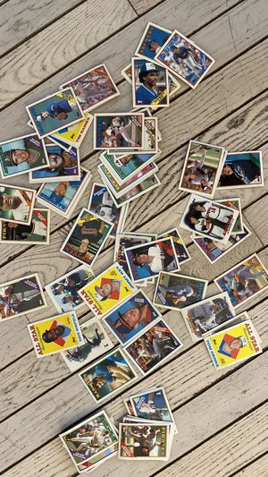 200 To 300 Baseball Cards (Some Football Too!) for Sale in Los Angeles, CA
