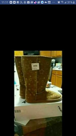 Girls winter boots (new) good xmas gift for Sale in San Antonio, TX