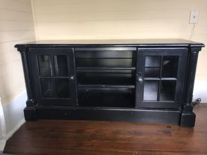 TV Console, Buffet, Dresser. Solid piece. for Sale in Batesburg-Leesville, SC