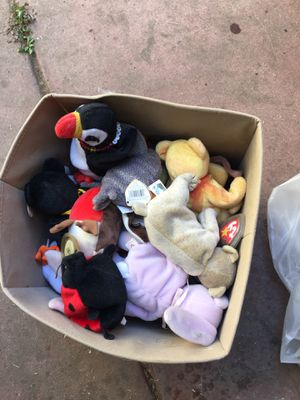 BEANIE BABIES for Sale in National City, CA