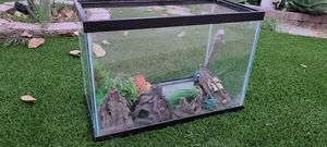 40 gallon fish tank for Sale in Lemon Grove, CA