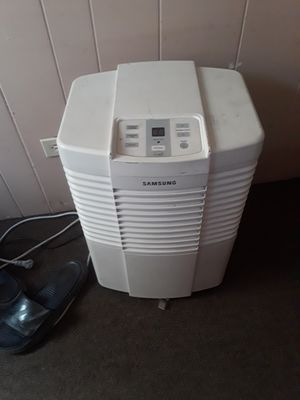 Samsung dehumidifier first come first serve for Sale in Camp Hill, PA