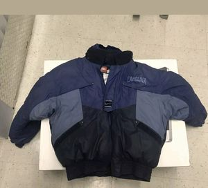 vintage unc nike basketball jacket for Sale in Manteca, CA