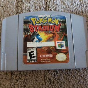 Pokemon Stadium for Sale in Downey, CA