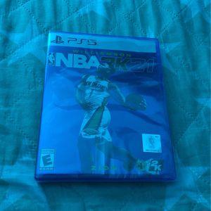 NBA 2k 21 for Sale in Cinnaminson, NJ