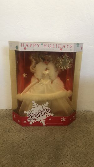 Happy Holidays Barbie 1989 for Sale in El Cerrito, CA