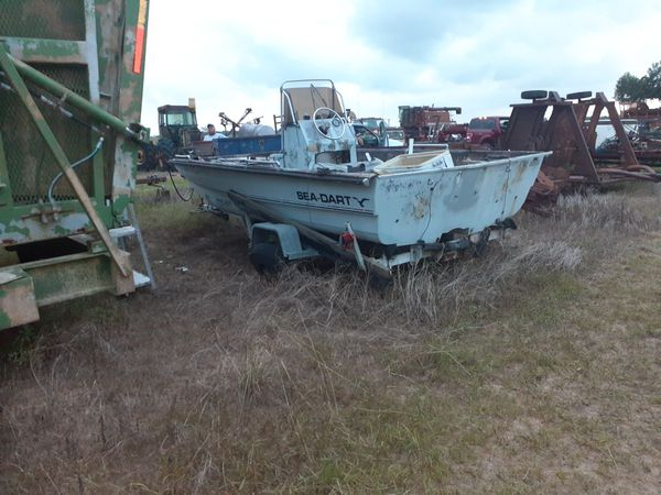 Sea Dart boat
