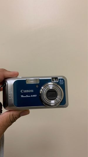Canon power shot A460 for Sale in Hartford, CT