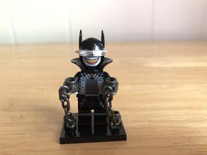 LEGO Batman who laughs for Sale in Newton, KS