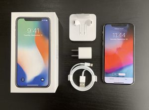 iPhone X AT&T for Sale in Pittsburgh, PA