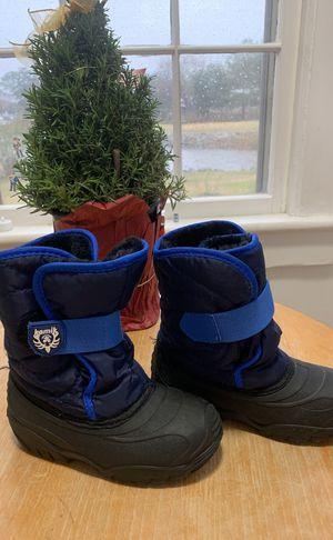 Kamik Kids Snow boots Size 12 for Sale in Norfolk, VA