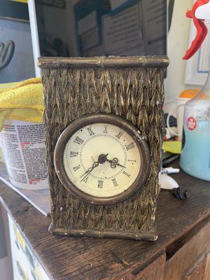 Roman numeral clock  antique for Sale in Monterey, CA