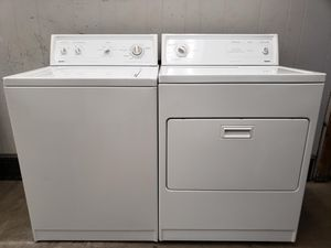 Kenmore Work Horse Washer And Dryer Delivery Available for Sale in Norfolk, VA