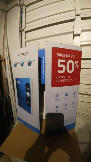Eemax EEM24018 18KW Tankless water heater for Sale in Los Angeles, CA