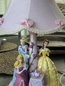 Disney Princess Bedroom Nightstand Lamp for Sale in Kent,  WA