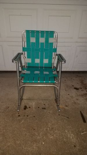 Vintage Lawn Rocking chair! for Sale in Fresno, CA