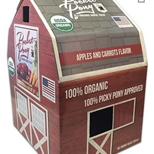 Sponsored Brand: Pocket Pony 4.5 out of 5 stars 49 Reviews Wet Noses Pocket Pony Horse Treats, Made in USA, 100% Organic Human Grade, Grain Free, Glu for Sale in Montclair, CA