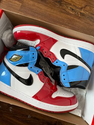 Aj1 Retro High OG FEARLESS size 8.5 for Sale in Lawrence, MA