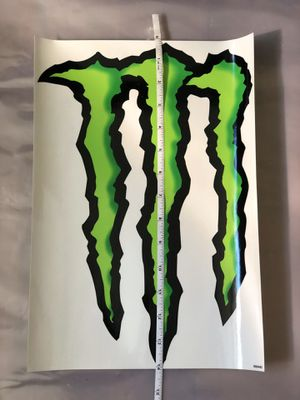 Monster Energy decal for Sale in Scranton, PA