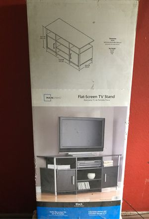 Tv stand for Sale in French Camp, CA