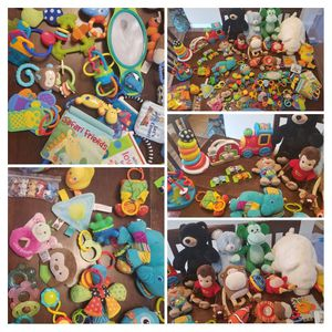 Infant and toddler toys for Sale in Columbus, OH