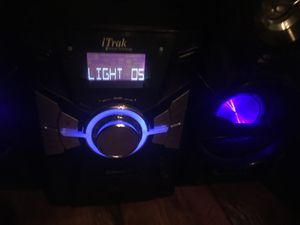 Stereo system for Sale in Plantersville, MS