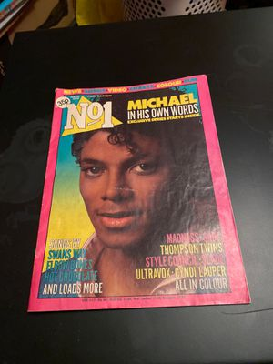 Michael Jackson magazine for Sale in Mount Prospect, IL