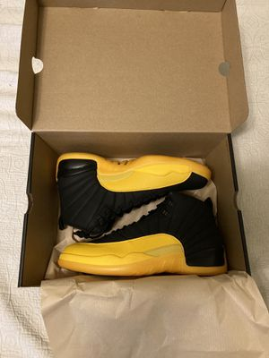 "Air Jordan 12 ""University Gold"" - size 11 DS for Sale in Portland, OR"