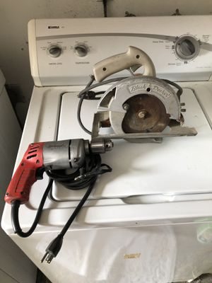 Electrical Saw&Drill for Sale in Modesto, CA