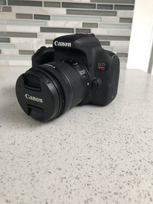 Cannon Rebel T7i for Sale in Oakland, CA