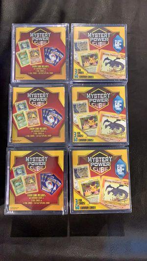 Pokemon mystery power cube for Sale in Phoenix, AZ